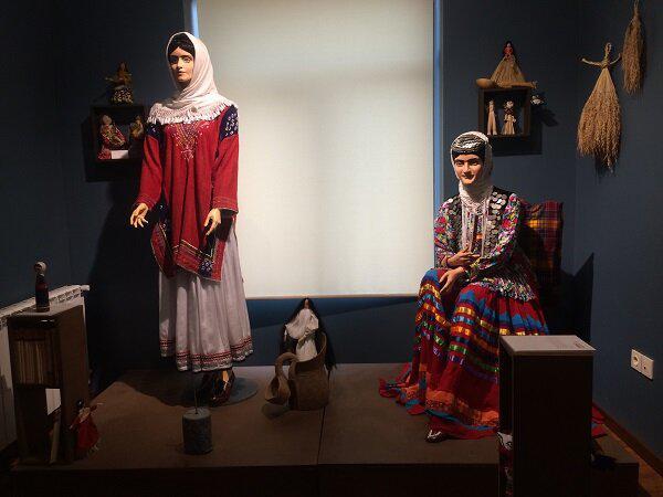 معرفی کلی انواع لباس سنتی محلی ایرانی