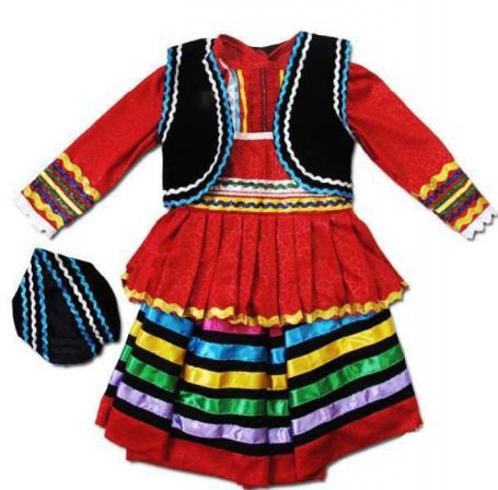 آشنایی با انواع لباس سنتی ایرانی